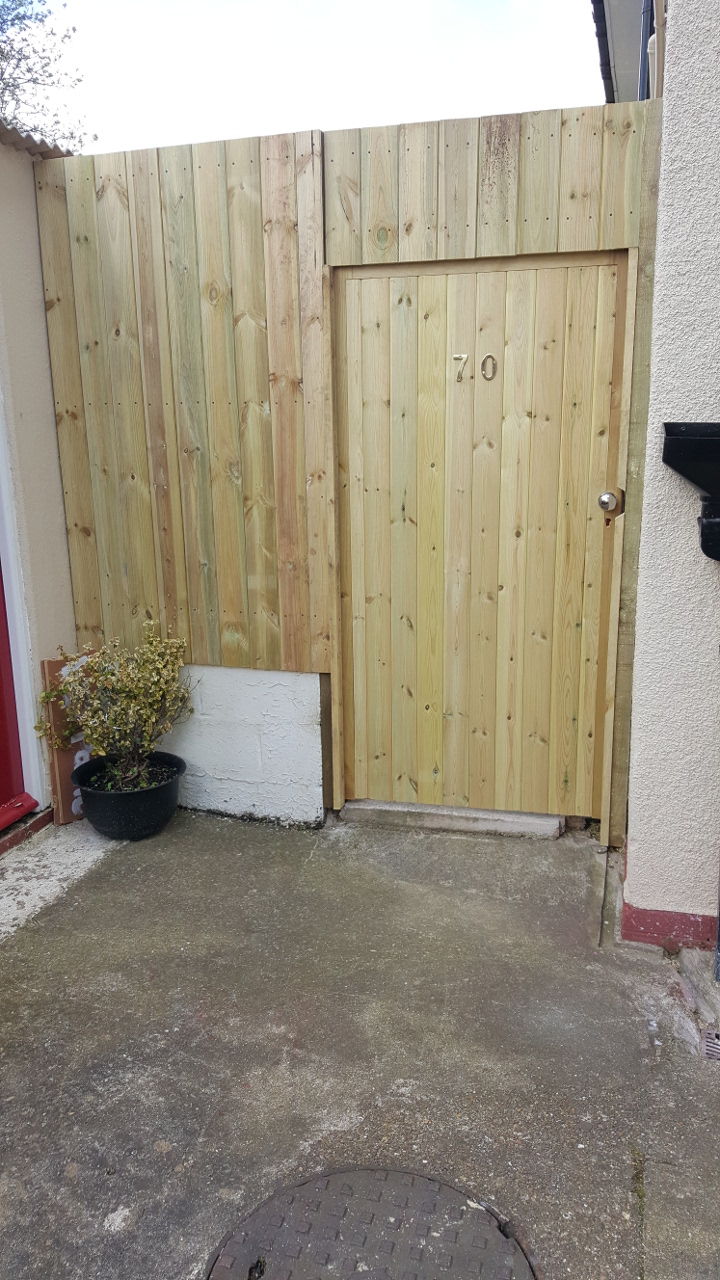 Tongue & Groove Fence & Gate, Risca, Newport, NewFence