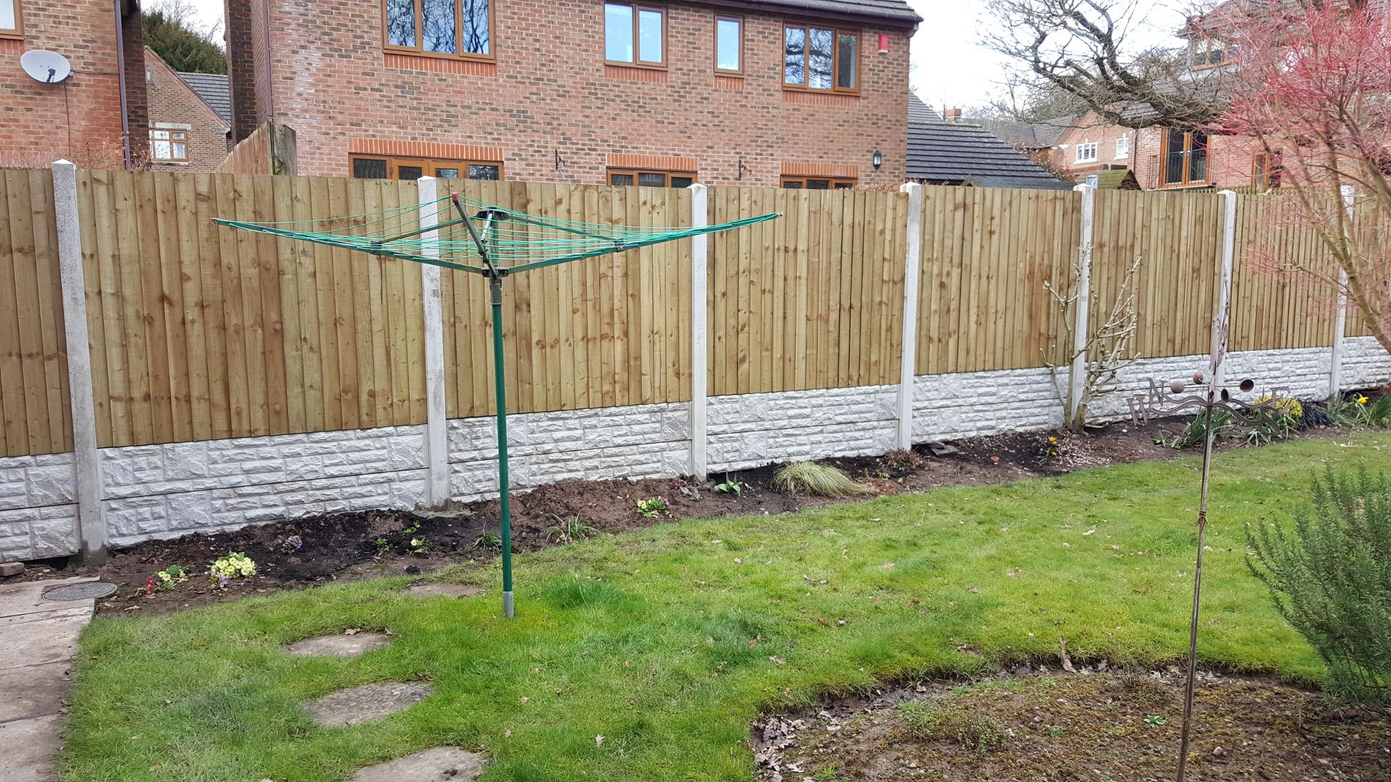 Garden Fencing Gallery Fence Amp Gate Contractors Newport
