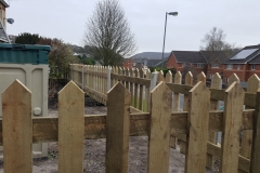 Picket Fence, Fence Panels, Risca, Newport, NewFence