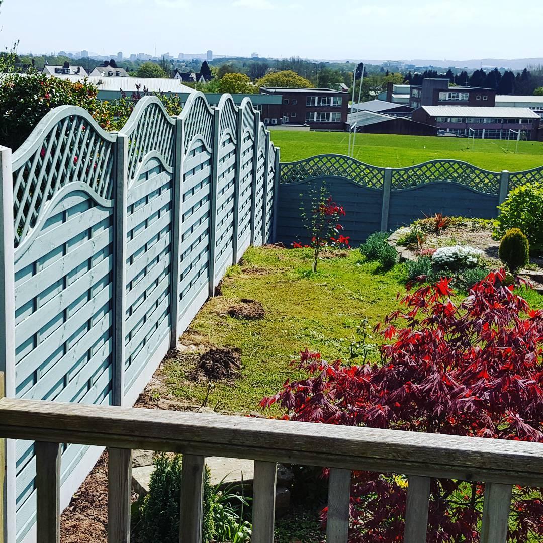 Newport Fencing Contractors, concrete fencing, timber fencing, concrete fence