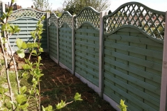 Newport Fencing Contractors, concrete fencing, timber fencing, concrete fence